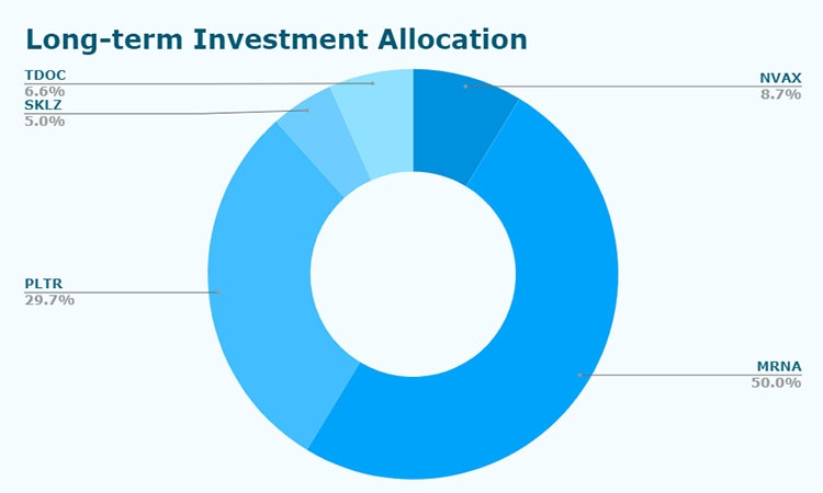 Analysis of long term allocation